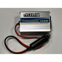 Power Inverter 200 Watt USB Charge