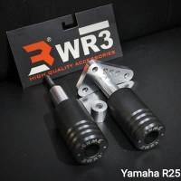 FRAME SLIDER WR3 YAMAHA R25/MT25 I PELINDUNG FAIRING MOTOR