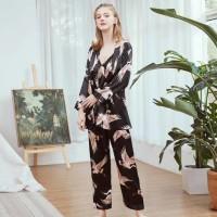 Piyama Satin Baju Tidur Wanita 1320 Premium Bajutidur Cantik Hantaran