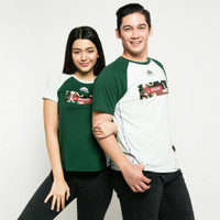 METALIZER 1078 3094 T-Shirt Spesial Baju Kaos Couple Katun Premium
