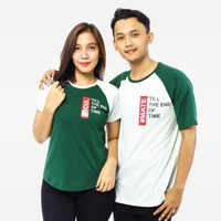 METALIZER 1076 3092 T-Shirt Spesial Baju Kaos Couple Katun Premium