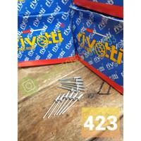 Paku rivet 5 varian ukuran (423,429,435,440,450) merk RIVETTI! - 423