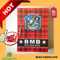 Buku Tulis Boxy isi 50 Lembar BMB