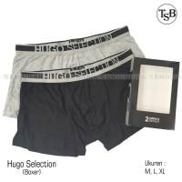 (BOX) Boxer Hugo Selection | Boxer Pria