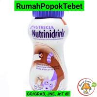 Gograb Only. Susu Nutricia Nutrinidrink Nutrini Drink Cair Coklat