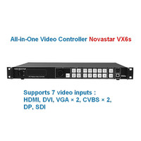 LED VIDEO PROSESOR VX6S NOVASTAR