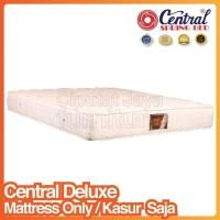 KASUR BUSA SPRING BED CENTRAL UK 200 X 180 MATRAS ASLI TERMURAH LARIS
