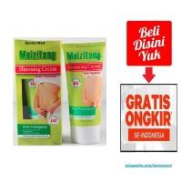 Meizitang Slimming Cream MZT Sliming Krim Pelangsing Pembakar Lemak 80