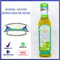 EVOO Baby Olive Oil Casa Di Oliva Olivia + Virgin Minyak Zaitun Bayi