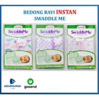 Bedong Instan Bayi Summer Swaddle Swaddleme Lucu Praktis Mudah Pakai