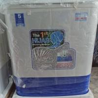 mesin cuci 2 tabung sanyo aqua series 751 XT