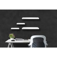 [Decorunic] Floating Shelf-Rak Dinding Minimalis ukuran 30,30,60,60 cm