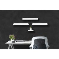 [Decorunic] Floating Shelf-Rak Dinding Minimalis ukuran 20,40,40,40 cm