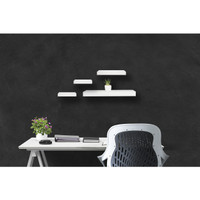 [Decorunic] Floating Shelf-Rak Dinding Minimalis ukuran 20,20,30,40 cm
