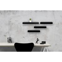 [Decorunic] Floating Shelf-Rak Dinding Minimalis ukuran 30,30,30,40 cm