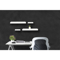 [Decorunic] Floating Shelf-Rak Dinding Minimalis ukuran 20,20,40,40 cm