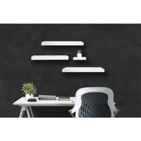 [Decorunic] Floating Shelf-Rak Dinding Minimalis ukuran 20,40,60,60 cm