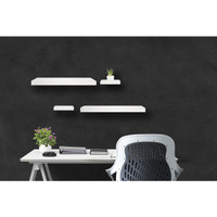 [Decorunic] Floating Shelf-Rak Dinding Minimalis ukuran 20,20,60,60 cm