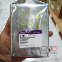 WD Purple 8TB Harddisk Internal / CCTV Asli Original Bergaransi Resmi