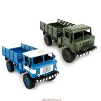 WPL B-24 B24 1:16 2.4GHz Off-road RC Military Truck Ready To Run