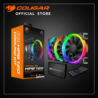COUGAR COOLING FAN VORTEX RGB HPB 120