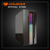 COUGAR PC CASE GEMINI S | RGB GLASS WING MID TOWER