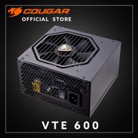 COUGAR PSU VTE 600 80PLUS BRONZE | 600W