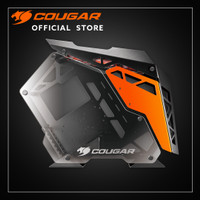 COUGAR PC CASE CONQUER | MID TOWER | TEMPERED GLASS