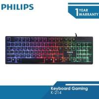 Philips Keyboard Gaming K-214