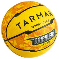 Tarmak Basketball R300 Yellow Size 6 Decathlon - 2745740