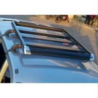 Rak/Rack/Rack Atas/Roof Rack Atas/Rack Bagasi Atas Mobil ALUMINIUM ( U