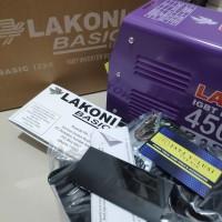 Mesin Las Inverter Lakoni 450 watt 123iX Original Murah tools n par