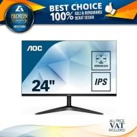 "Monitor LED AOC 24B1 24B1XHS 24"" 1920x1080 IPS VGA HDMI Frameless"
