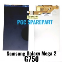PROMO Original LCD Samsung Galaxy Mega 2 G750 G750H - LCD saja