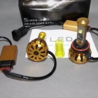 LED H11 CREE XHP50 DUAL CHIPS SUPER TERANG