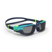 Nabaiji Kacamata Renang Spirit for Kids Blue Green Decathlon - 2522735