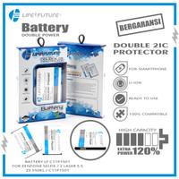 """ Batrai Battery Batre Asus Zenfone 2 Selfie Ze550kl C11p1501 """