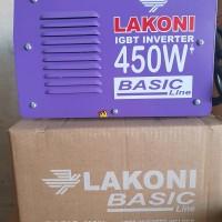 mesin las lakoni basic 450 watt limited stock
