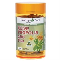 NR HEALTHY CARE OLIVE PROPOLIS 2500 PLUS 180 CAPS
