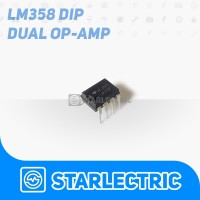 LM358P LM358 DIP 8 DUAL OP-AMP Operational Amplifier