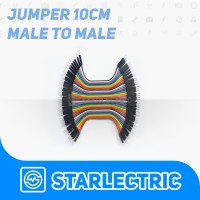 Male to Male Kabel Jumper 10CM