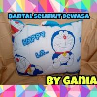 Bantal Selimut Dewasa Doraemon