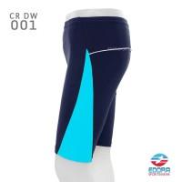 Celana Renang Pria Edora CR DW 018 size XXL, 3XL