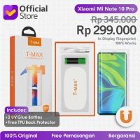 Tempered Glass Xiaomi Mi CC9 Pro/Mi Note 10/10 Pro T-MAX TMAX UV GLUE