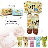 3in1 Bantal Guling Set Bayi BGS-02 Perlengkapan alas kasur Tidur Bayi