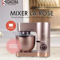 Mixer La Rose Signora Mixer Kue roti donat mixer bakpao