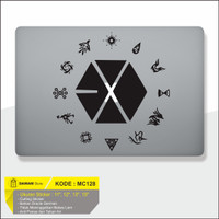 Decal Sticker Macbook Sticker Laptop Aksesoris Macbook Stars Wars