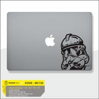 Decal Sticker Macbook Sticker Laptop Aksesoris Macbook Stars Wars 1