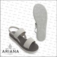 [Official] Sandal Camou Wanita ARIANA COTTON WHITE