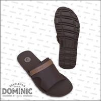 [Official] Sandal Camou Pria DOMINIC Coklat